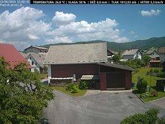 view from VREME ŽIRI-cam-1-SV on 2019-06-13