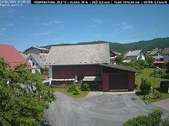 view from VREME ŽIRI-cam-1-SV on 2019-06-14