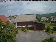 view from VREME ŽIRI-cam-1-SV on 2019-06-15