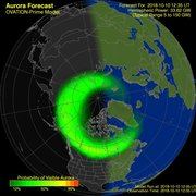 view from Aurora Forecast on 2018-10-10