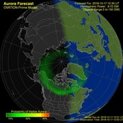 view from Aurora Forecast on 2018-10-17