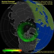 view from Aurora Forecast on 2018-12-09