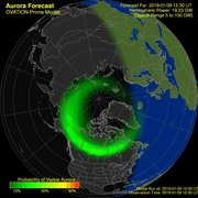 view from Aurora Forecast on 2019-01-09