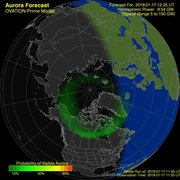 view from Aurora Forecast on 2019-01-17