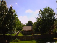 view from Logan's Run Cam2 on 2018-07-11
