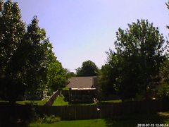 view from Logan's Run Cam2 on 2018-07-15
