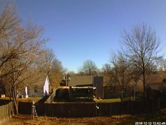 view from Logan's Run Cam2 on 2018-12-12
