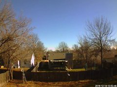 view from Logan's Run Cam2 on 2018-12-14