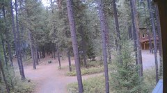 view from Cabin on 2018-09-16
