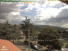 view from Baini Est on 2018-09-13