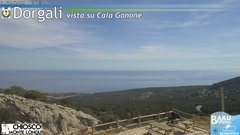 view from Monte Longu on 2019-03-04