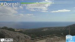 view from Monte Longu on 2019-03-13