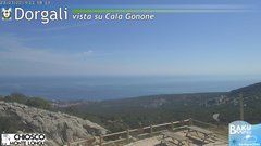 view from Monte Longu on 2019-03-23