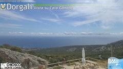 view from Monte Longu on 2019-05-17