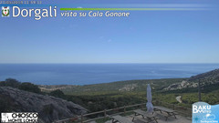 view from Monte Longu on 2019-05-21