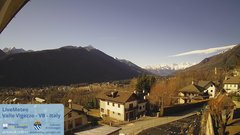 view from Valle Vigezzo on 2019-01-28