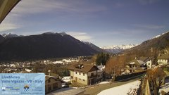 view from Valle Vigezzo on 2019-02-12
