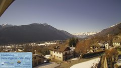 view from Valle Vigezzo on 2019-02-13