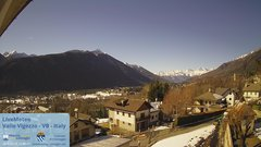 view from Valle Vigezzo on 2019-02-15