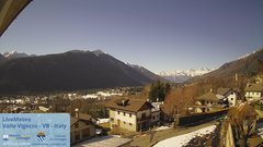 view from Valle Vigezzo on 2019-02-16