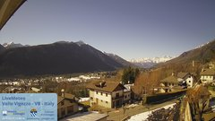 view from Valle Vigezzo on 2019-02-17