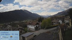 view from Valle Vigezzo on 2019-04-20