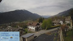view from Valle Vigezzo on 2019-04-22