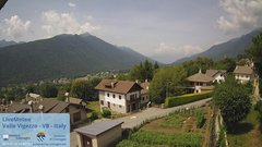 view from Valle Vigezzo on 2019-07-22