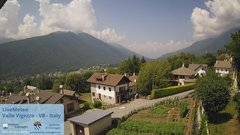 view from Valle Vigezzo on 2019-07-23