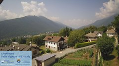 view from Valle Vigezzo on 2019-07-24