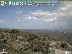 view from Villasalto on 2018-09-17