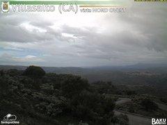 view from Villasalto on 2018-09-21