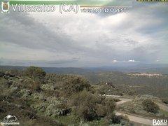 view from Villasalto on 2018-11-06