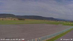 view from Mifflin County Airport (east) on 2018-10-07