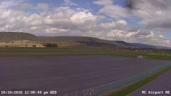 view from Mifflin County Airport (east) on 2018-10-10