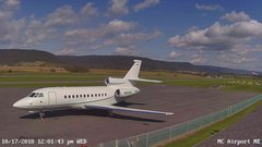 view from Mifflin County Airport (east) on 2018-10-17