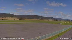 view from Mifflin County Airport (east) on 2018-10-18