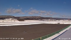 view from Mifflin County Airport (east) on 2019-01-21