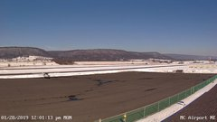 view from Mifflin County Airport (east) on 2019-01-28