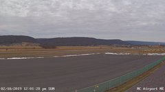 view from Mifflin County Airport (east) on 2019-02-10
