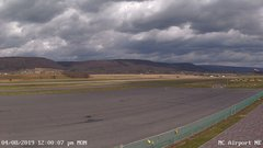 view from Mifflin County Airport (east) on 2019-04-08