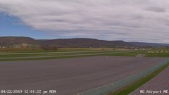 view from Mifflin County Airport (east) on 2019-04-22