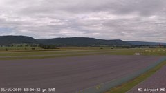 view from Mifflin County Airport (east) on 2019-06-15