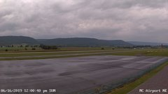 view from Mifflin County Airport (east) on 2019-06-16