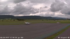 view from Mifflin County Airport (east) on 2019-06-20