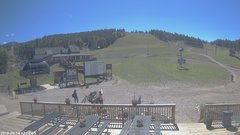view from Angel Fire Resort - Base on 2018-09-14