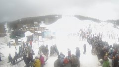 view from Angel Fire Resort - Base on 2019-02-16