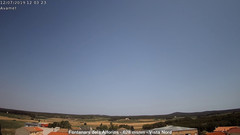 view from Fontanars2 AVAMET on 2019-07-12