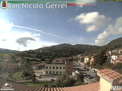 view from San Nicolò on 2018-11-12
