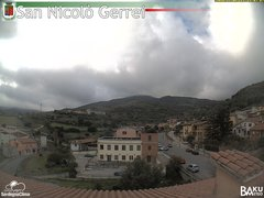 view from San Nicolò on 2018-12-06